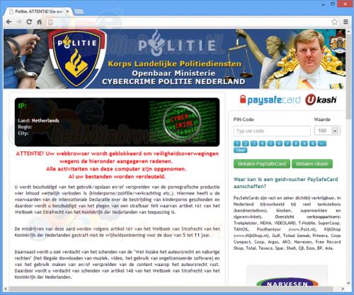 politievirus
